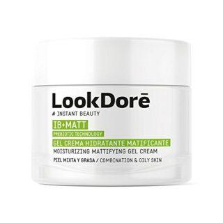 Lookdoré IB+Matt Crema Matificante- Crema Hidratante Piel Grasa - Elim...