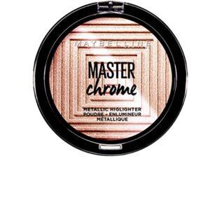 Maybelline Master Chrome Polvos amplificadores de luz, 9 g, 50 Molten ...