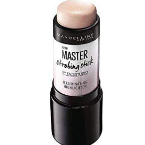 Maybelline New York Master Strobing Stick Iluminador con Textura Cremo...