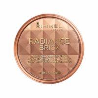Rimmel Number 001 Radiance Brick - Polvos bronceadores, 12g