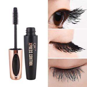 Beito 1 UNID 4D Fibra de seda eyeLash Mascara espesamiento y alargamie...