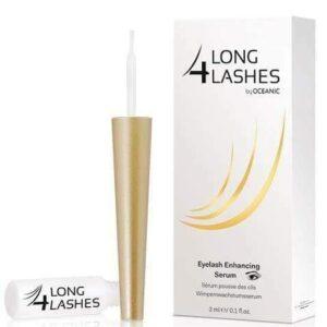 Long 4Lashes FX5Power Formula de 3ml by Oceanic   Serum Pestañas re...