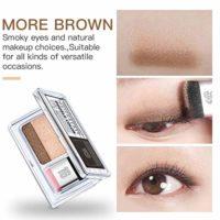 MXECO Eyeshadow Lazy Eyeshadow Paleta de sombras de ojos Maquillaje de...