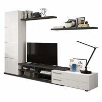 Habitdesign 016669G - Mueble de Comedor, Mueble Salon Moderno, Acabado...