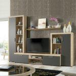 HomeSouth - Mueble de Comedor, Salon Modelo Nobel, Acabado Color Cambr...