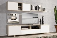 LIQUIDATODO ® - Muebles de salón modernos y baratos en color cambrian ...