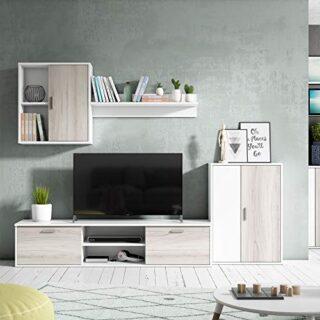 VS Venta-stock Mueble salón Comedor módulo bajo módulo Colgante y Arma...