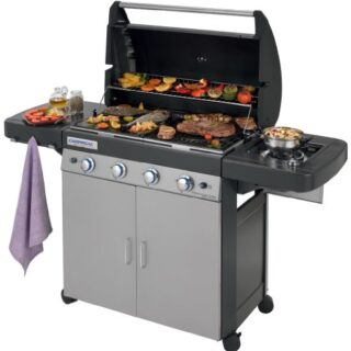 Campingaz 2000015644 4 Series Classic LS Plus -  Barbacoa a gas,  4 qu...