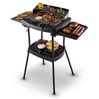 Oneconcept Dr. Beef Summer Edition - Grill eléctrico , Parrilla eléctr...