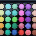 40 Colores CosméTicos En Polvo Sombra De Ojos Paleta Maquillaje Conjun...