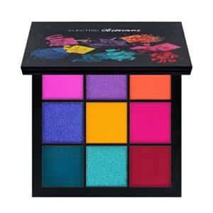 9 Colores Paletas de maquillaje CosméTicos En Polvo Sombra De Ojos Pal...