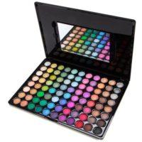 Accessotech 88 Color Paleta De Sombras De Ojo Kit Maquillaje Set Maqui...