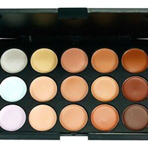 Boolavard® TM 15 Beautiful Color Palette Concealer Concealer Camouflag...