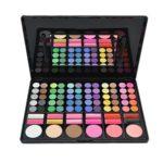 DISINO Motivo 3: kit de maquillaje profesional, paleta de sombras de o...