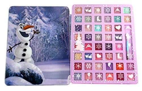 Disney Frozen - Paleta de maquillaje para tablet (Markwins Internation...