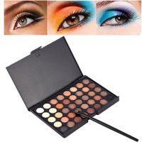 Eyeshadow Palette, 40 Colors Matte and Shimmer Crema de Sombras de Ojo...