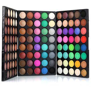 FantasyDay® 120 Colores Sombra De Ojos Paleta de Maquillaje Cosmética ...