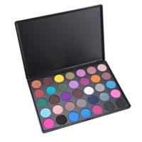 Filfeel 35 Colores Paleta de Sombras de Ojos Paleta Maquillaje a Prueb...