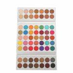 HaiQianXin Beauty Glazed 63 Colors Pearlescent Matte Eyeshadow Eye Cos...