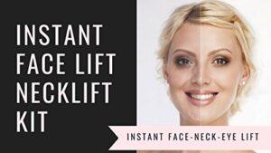 Kit profesional de elevación facial instantánea, levantamiento de rost...