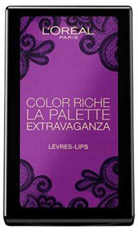 L'Oreal Labial Color Riche Palette Christmas Edition - 1 unidad