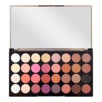 MAKEUP REVOLUTION - FLAWLESS 4 - ULTRA 32 EYESHADOWS PALETTE