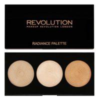 Makeup Revolution Highlighting Powder Palette Radiance Paleta rozświet...