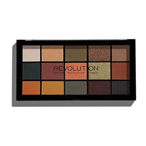 Makeup Revolution Re-loaded Eyeshadow Palette Iconic Division Paleta 1...