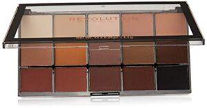 Makeup Revolution Reloaded Basic Mattes