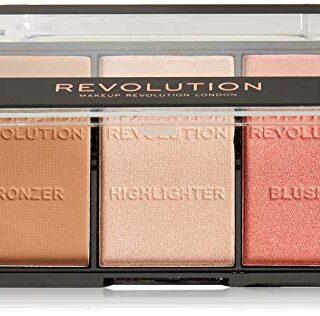 Makeup Revolution Ultra Sculp & Contour Kit C01 Fair Paleta do konturo...