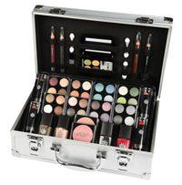 Makeup Trading Schmink, Paleta de sombras Set Alu Case - 75 gr.