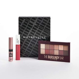 Maybelline New York Set de Maquillaje, Incluye - Paleta de Sombras The...
