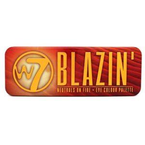 Nueva W7Blazin 'varios colores en llamas-ojos paleta de colores-1...