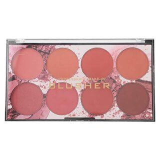 Paleta De Colorete, Maquillaje Hidratante Profesional En Polvo Facial ...