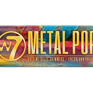 Paleta Metal Pop-W7