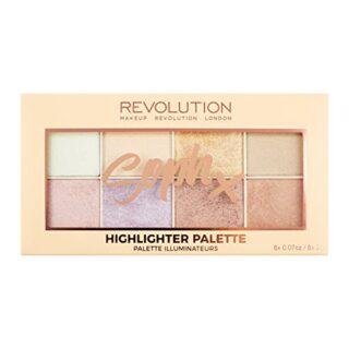 Revolution Soph Highlighter Palette, Paleta de Iluminadores