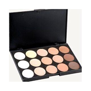TOOGOO - Paleta de maquillaje 15 Colores