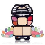 TimeSong - Paleta de maquillaje profesional con 14colores de sombras ...