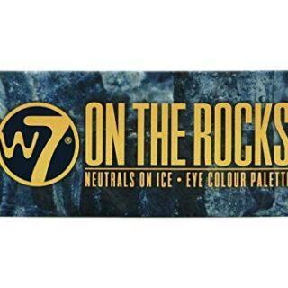 W7En Las Rocas Naturals sobre hielo ojos paleta de colores, 11.2g, j...