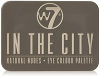 W7 In the City Paleta de Sombras de Ojos en Tonos Nude