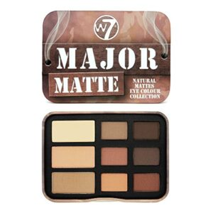 W7grandes mate Natural Ojo Color Collection, 10g