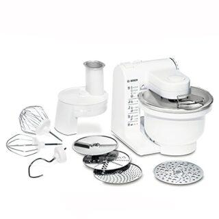 Bosch MUM4427 - Robot de cocina, 500 W, blanco