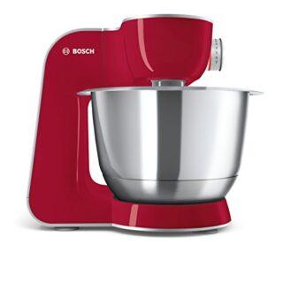 Bosch MUM58720 CreationLine - Robot de cocina (1000 W, acero inoxidabl...