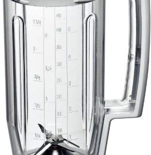 Bosch MUZ5MX1 - Accesorio de vaso para robot de cocina de la serie MUM...
