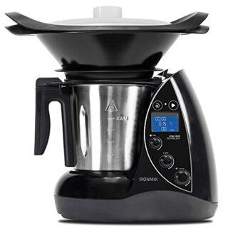 Cecotec Robot de Cocina Multifunción IronMix. Capacidad de 3,3l, Tempe...