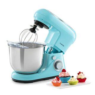 Klarstein Bella Pico 2G robot de cocina - 1200 W / 1,6 PS en 6 niveles...