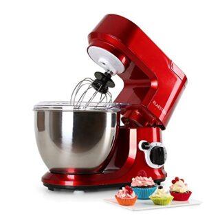 Klarstein Carina Rossa - Robot de cocina multifunción , Batidora , Ama...