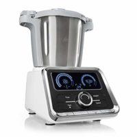 Klarstein GrandPrix - Robot de cocina , Batidora , Maquina de amasar ,...
