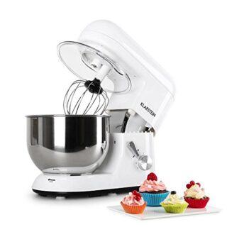 Klarstein TK1 Bella Bianca Robot de Cocina - Multifunción , Batidora, ...