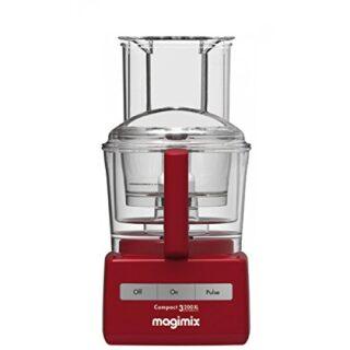 Magimix 3200 XL Robot de cocina Rojo - exprimidor incluido 85319EA
